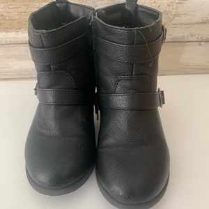 Toddler Girl Ankle Boots